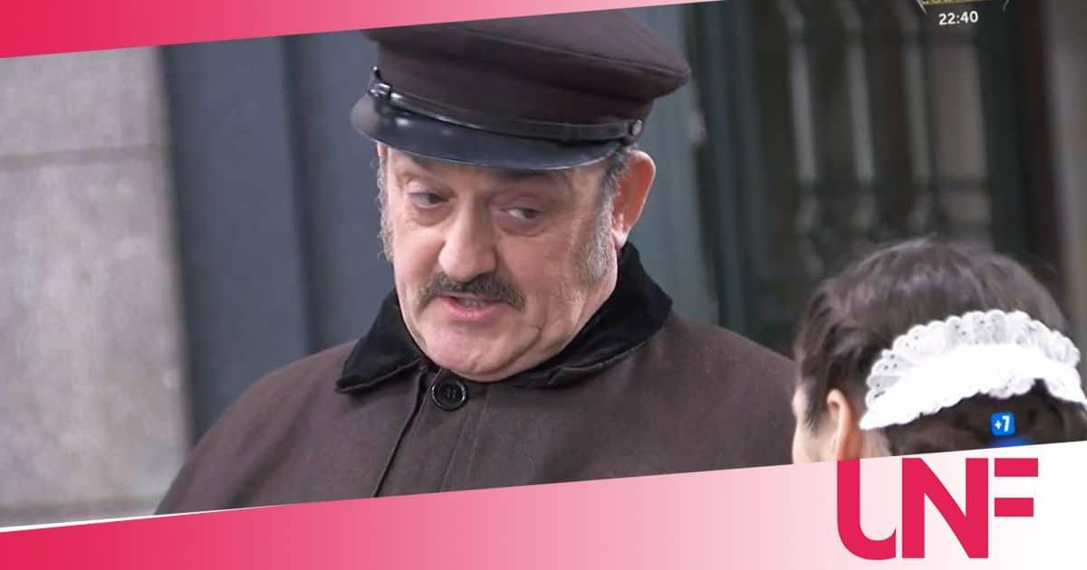Una vita anticipazioni: Cesario sospetta di Genoveva? Dirà qualcosa a Felipe?