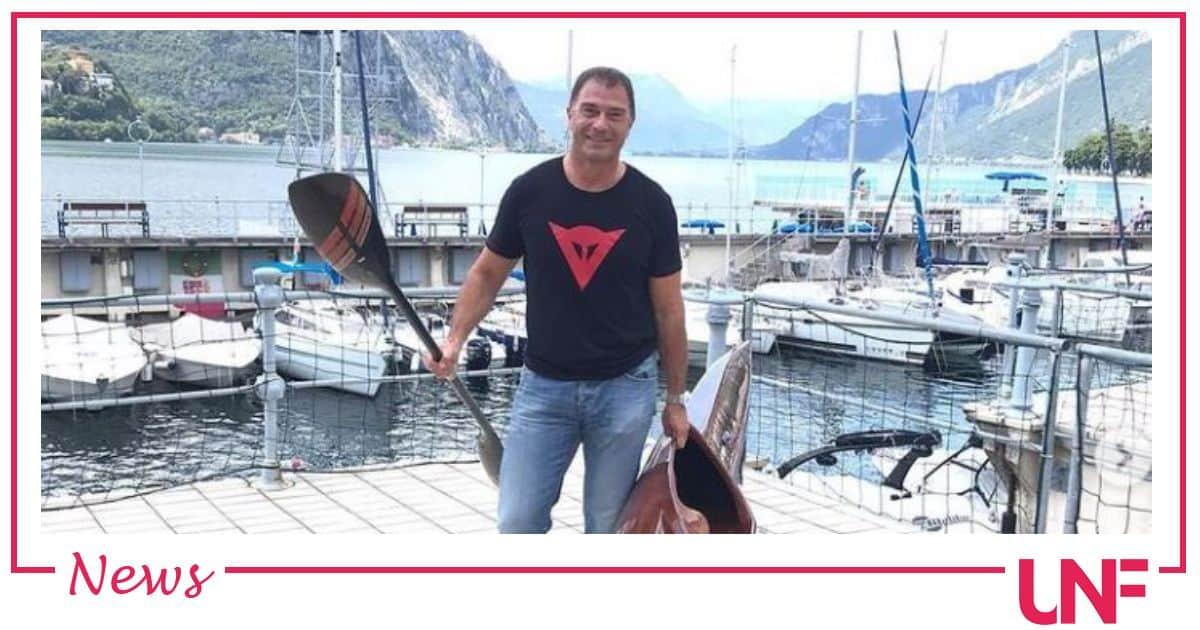 Antonio Rossi ricoverato in ospedale: paura per l'ex campione olimpico