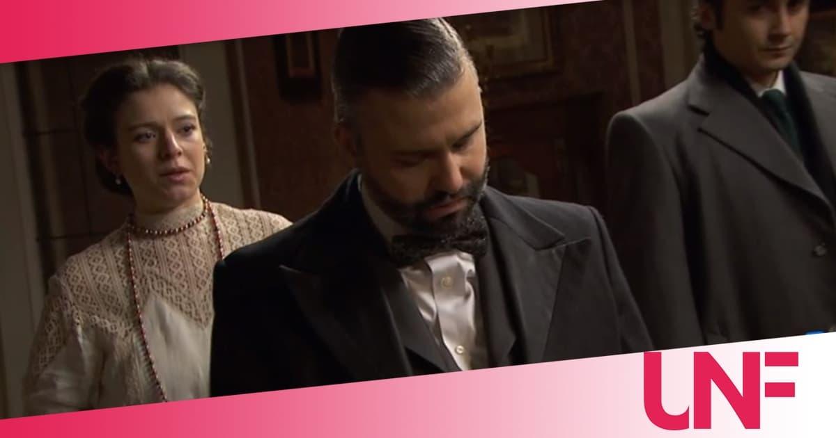 Una vita anticipazioni: Felipe infuriato con Genoveva, scopre che è lei l'assassina di Marcia?