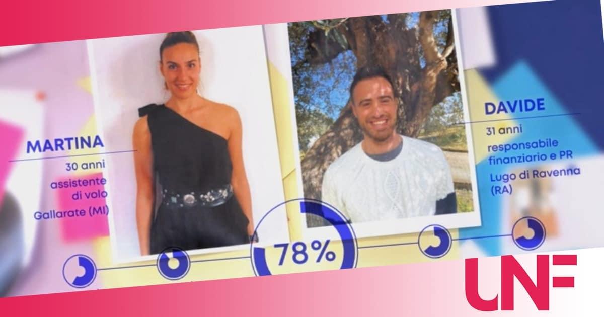 Martina Manoni e Davide Graceffa sposi felici di Matrimonio a prima vista: stanno ancora insieme?