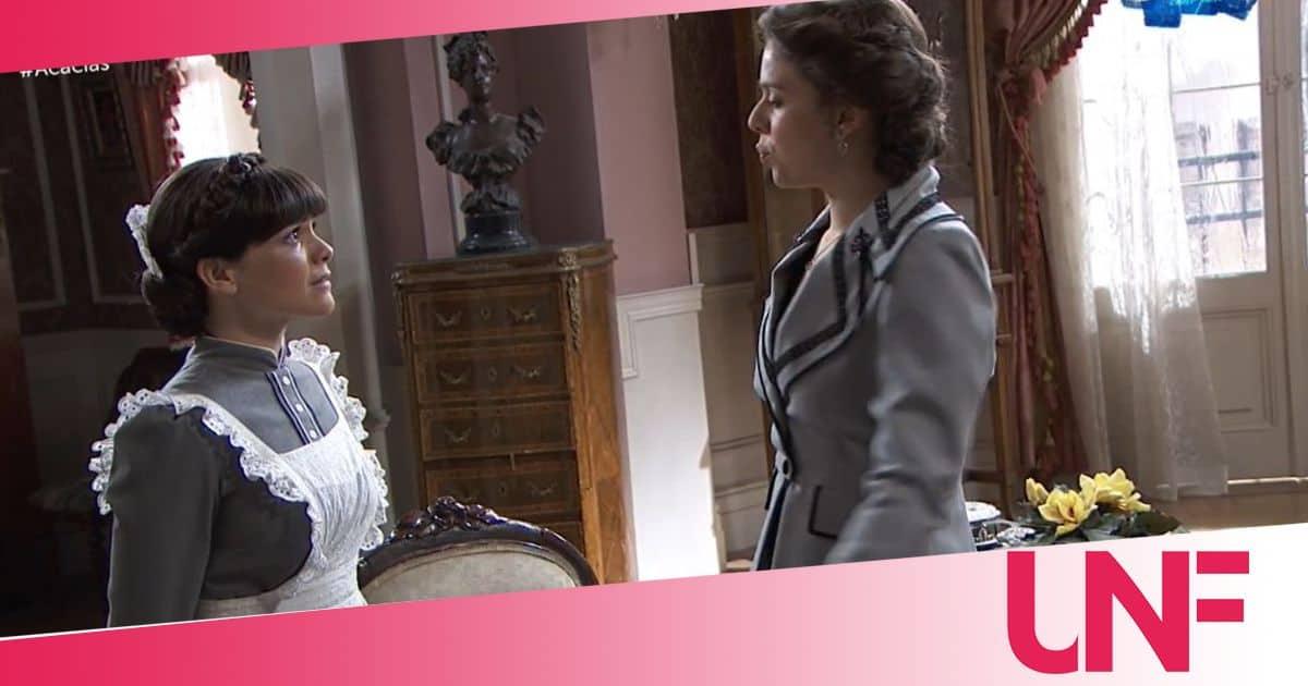 Una vita anticipazioni prima serata: tra Felipe e Genoveva è guerra, la dark lady sarà smascherata?
