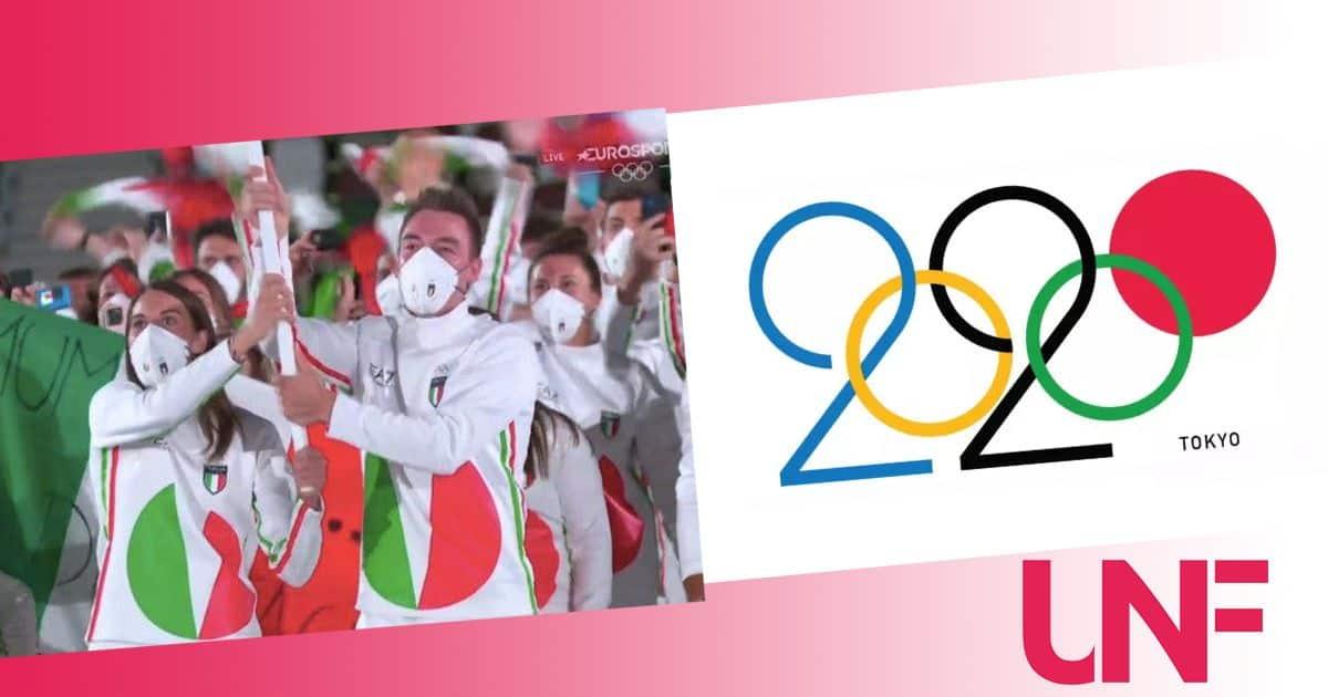 Ottimi ascolti per la cerimonia di apertura delle Olimpiadi di Tokyo 2020