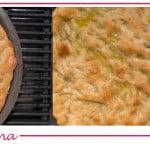 La ricetta della focaccia ligure salata proposta da Benedetta Parodi