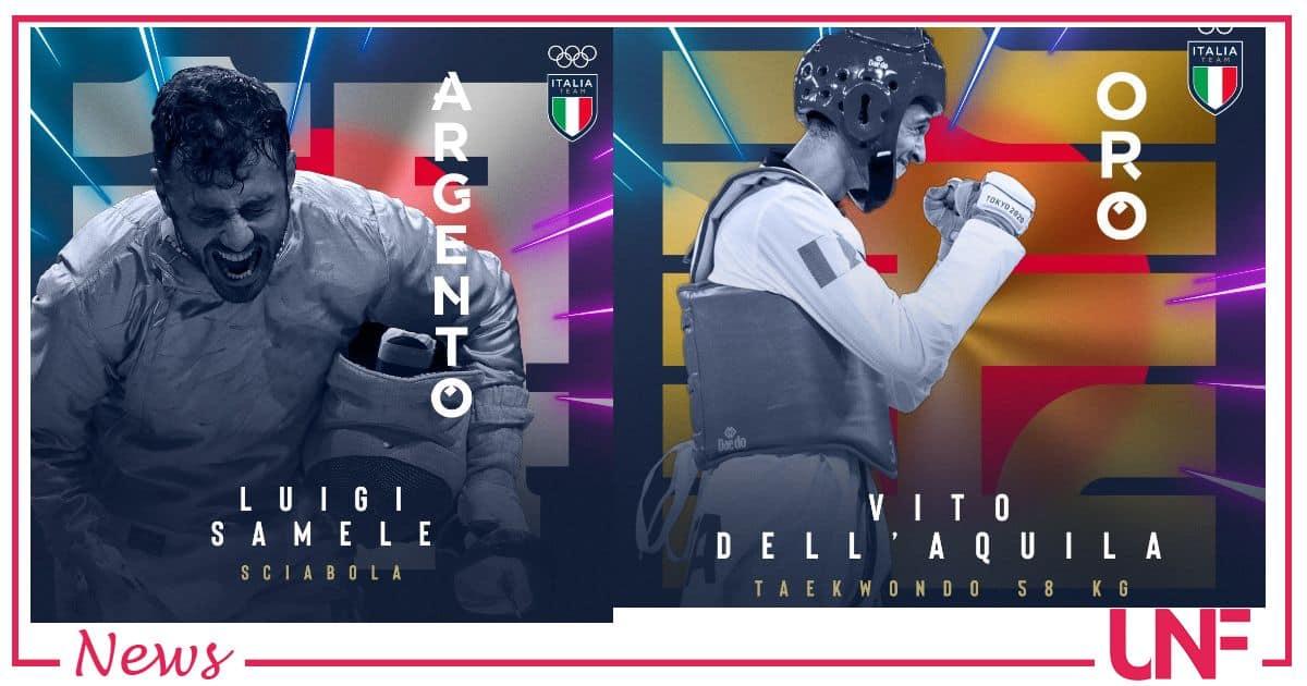 Tokyo 2020, Vito Dell'Aquila regala la prima medaglia d'oro all'Italia: arriva nel Taekwondo 58 kg