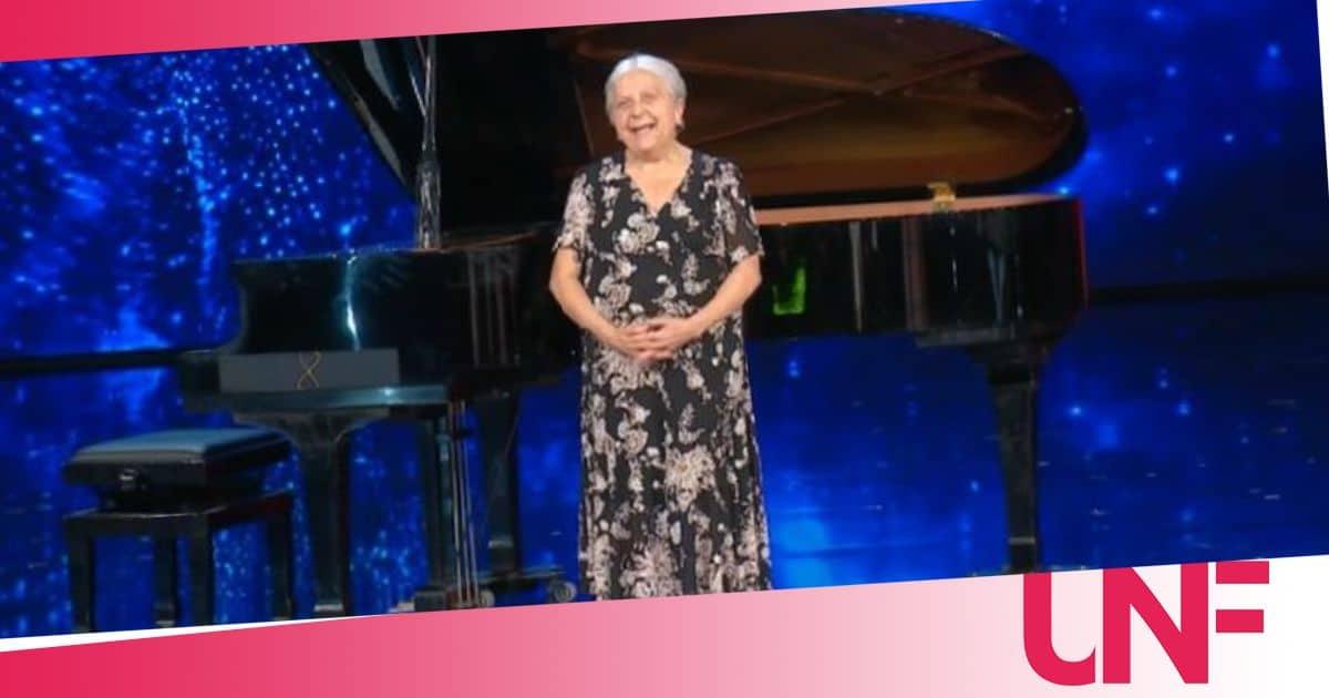 Addio Nerina, la nonnina pianista che ci aveva commosso a Tu si que vales