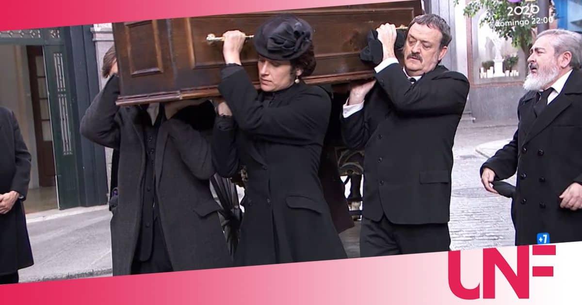 Una vita anticipazioni: il doloroso addio a Marcia, Felipe lascia Genoveva?