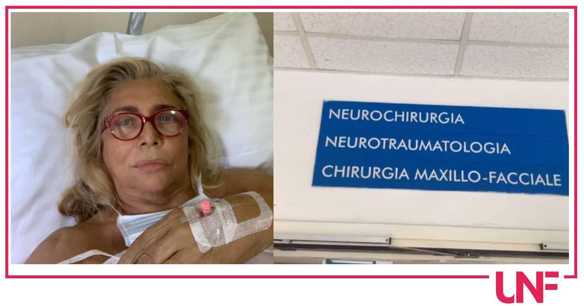 """Mara Venier di nuovo in ospedale: """"Chissà quando finirà"""""""