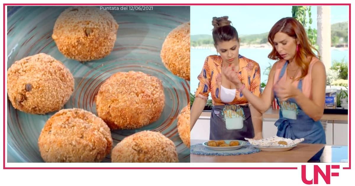 Fatto da mamma, la ricetta delle polpette con le melanzane di Veronica Maya
