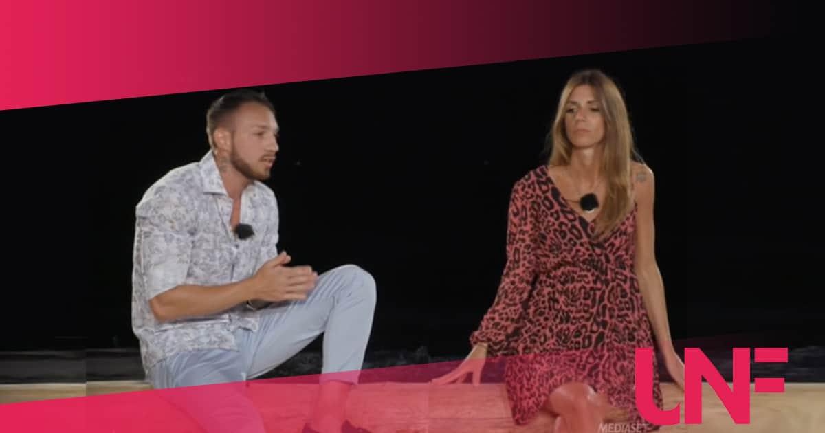 Temptation Island 2021: Jessica e Alessandro, il falò finale finisce malissimo