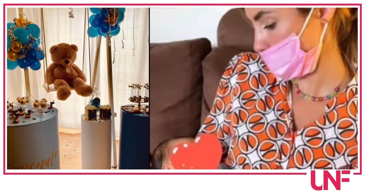 Sara Scaperrotta torna a casa con baby Zaniolo: una piccola festa per mamma e figlio