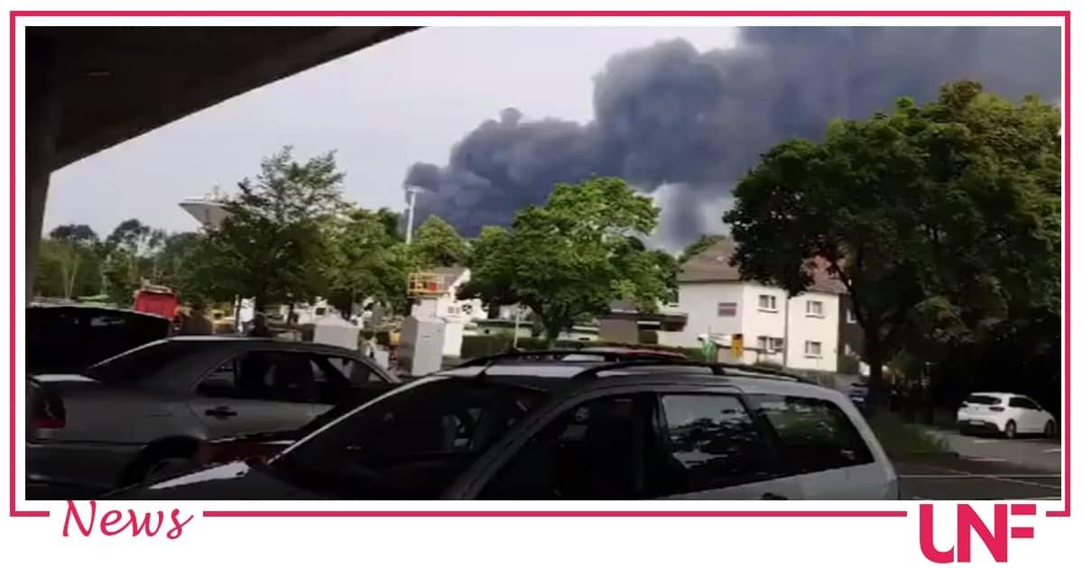 Germania ultime notizie sull'esplosione nel parco chimico: 4 dispersi, 1 morto