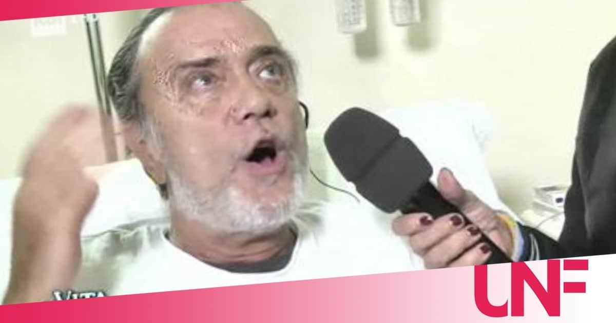 E' morto Gianni Nazzaro: lutto nel mondo della musica