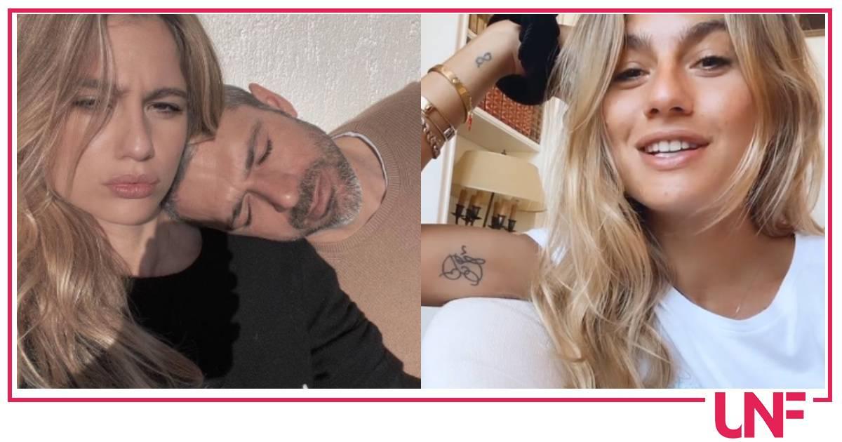 Cristina Marino racconta Luca Argentero papà e svela su cosa sono in competizione