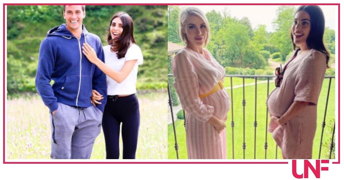 E' nato il figlio di Luigi Berlusconi e Federica Fumagalli, due nomi per il piccolo