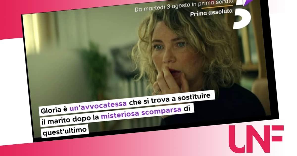 Gloria la nuova serie dell'estate su Canale 5: la trama