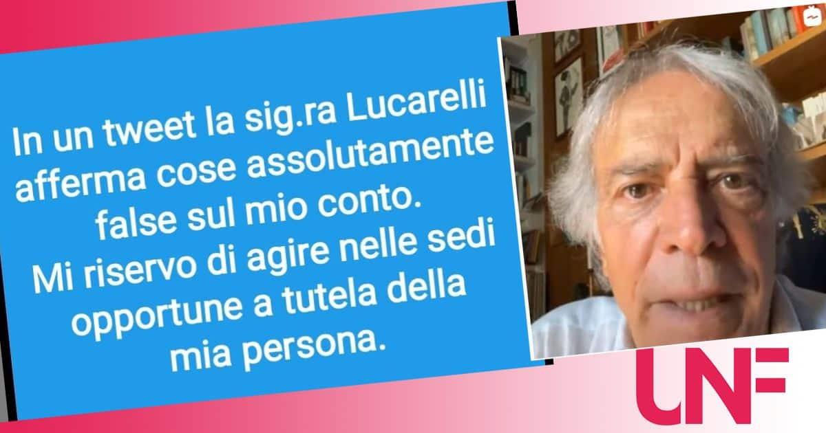 Enrico Montesano ne ha per tutti anche per la Rai e sulla Lucarelli promette di agire in sedi legali