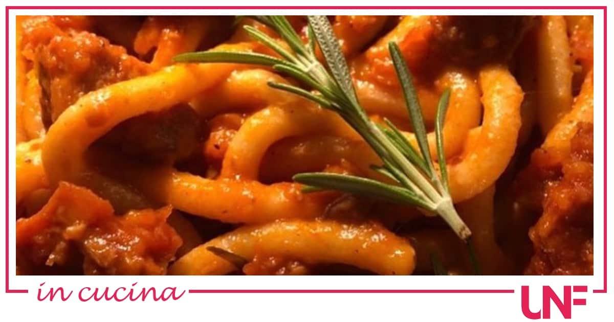 Spaghettoni al sugo con tutti i consigli per una ricetta perfetta di Luisanna Messeri