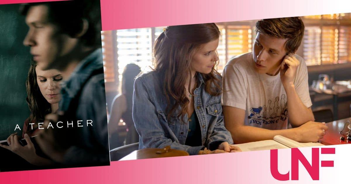 A Teacher-Una storia sbagliata: la storia di un non amore che cambierà al vita di Eric e Claire