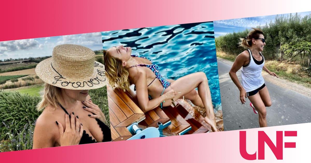 L'estate di Barbara d'Urso: amici, ricette e bikini da urlo