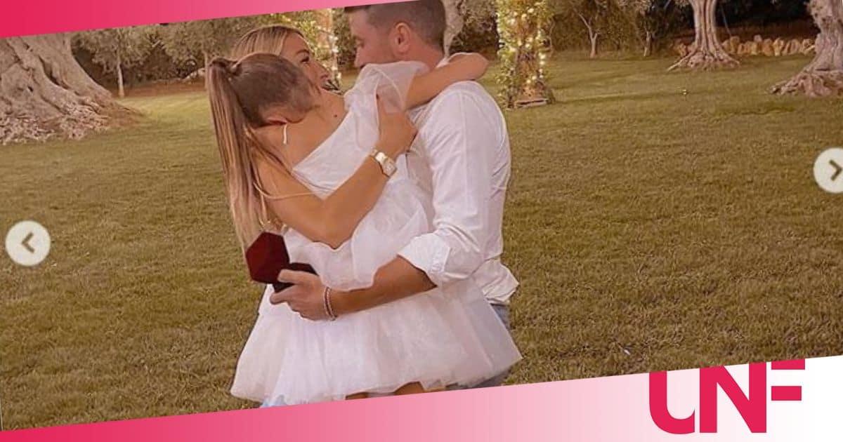 Per Sabrina Ghio compleanno con sorpresa: arriva la proposta di matrimonio (VIDEO)