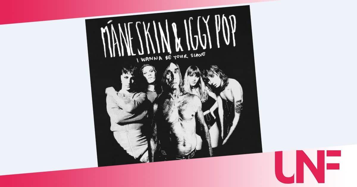 I Måneskin regalano una nuova versione di I Wanna be your slave con Iggy Pop