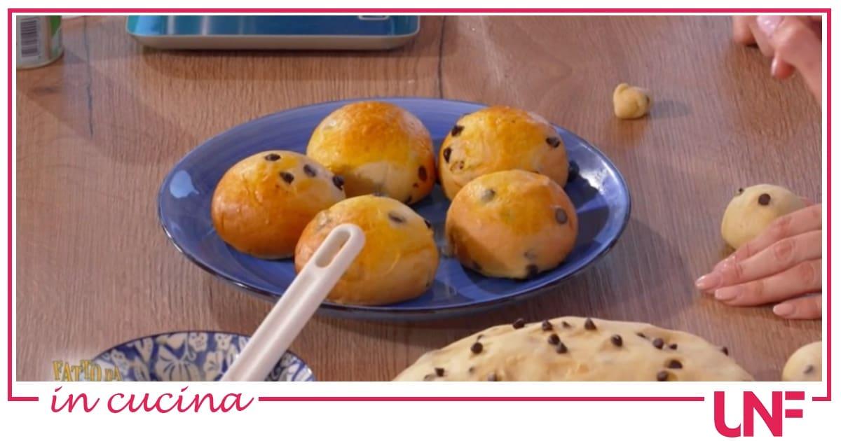 Facciamo i pancioccoli con la ricetta di Flora Canto
