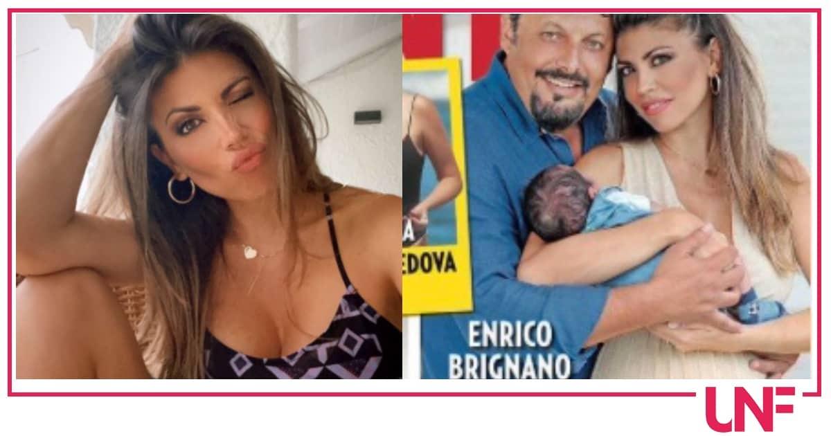 Flora Canto confida perché non può più allattare suo figlio