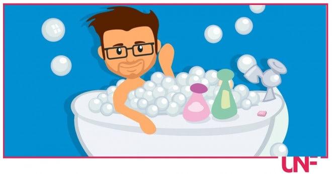 come fare un bagno rilassante