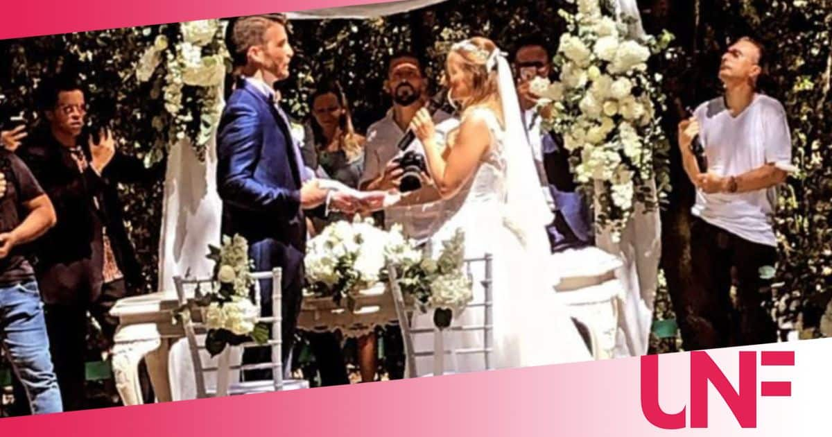 Claudia e Ste di Temptation Island 2021 si sono sposati (VIDEO)