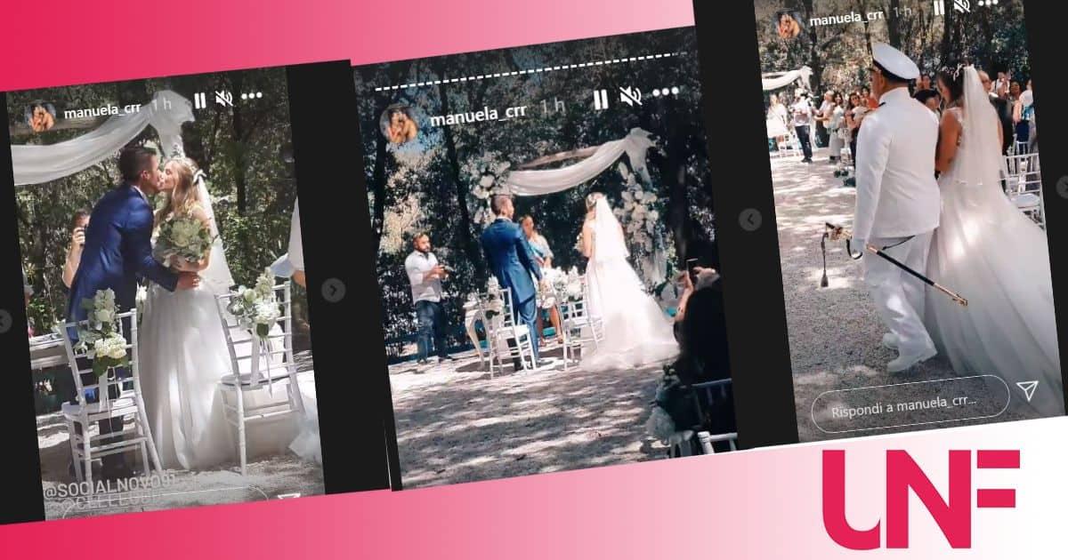 Per il matrimonio di Ste e Claudia reunion degli ex di Temptation Island 2021