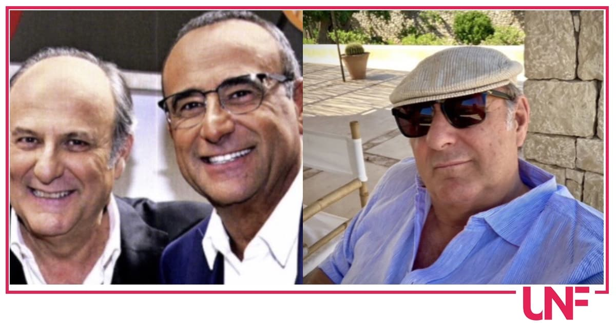 Gerry Scotti compie gli anni, gli auguri di Carlo Conti e Rudy Zerbi