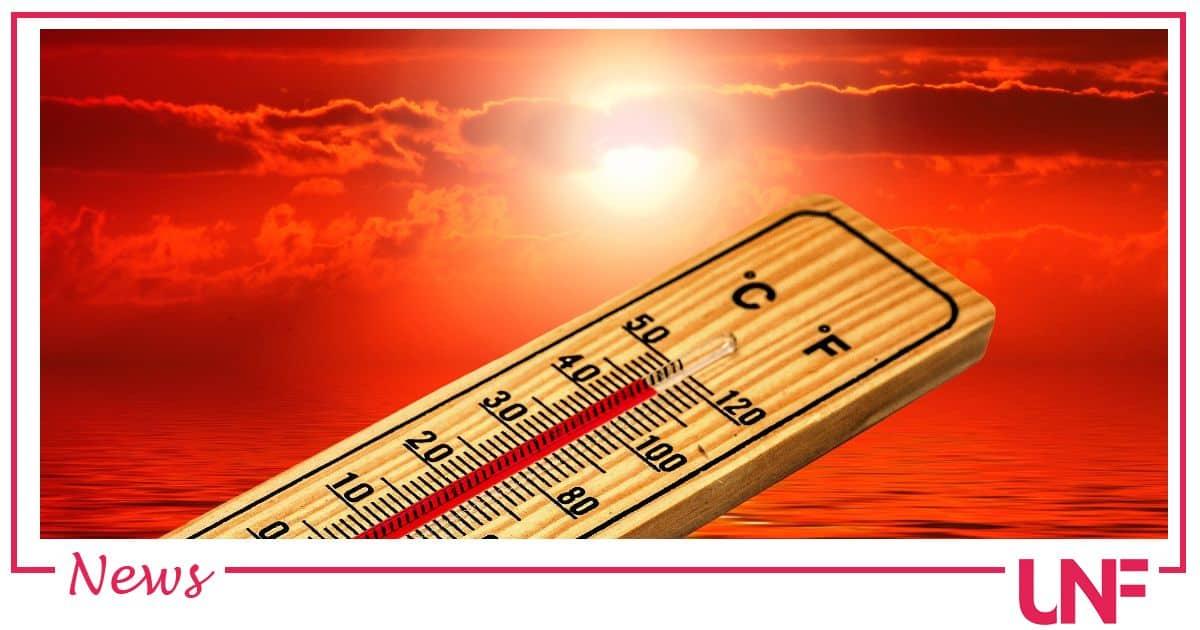 Giovedì bollino rosso per 10 città italiane: oltre 40 gradi