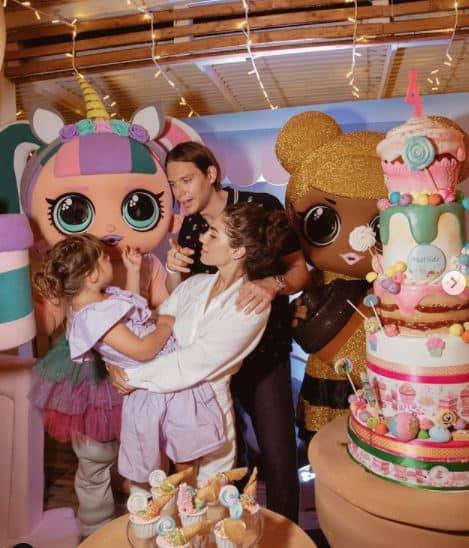 La festa di compleanno da sogno per Matilde la nipote di Giulia de Lellis (FOTO)