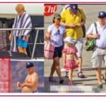 Alberto di Monaco in vacanza con i figli ma Charlene è ancora lontana (Foto)
