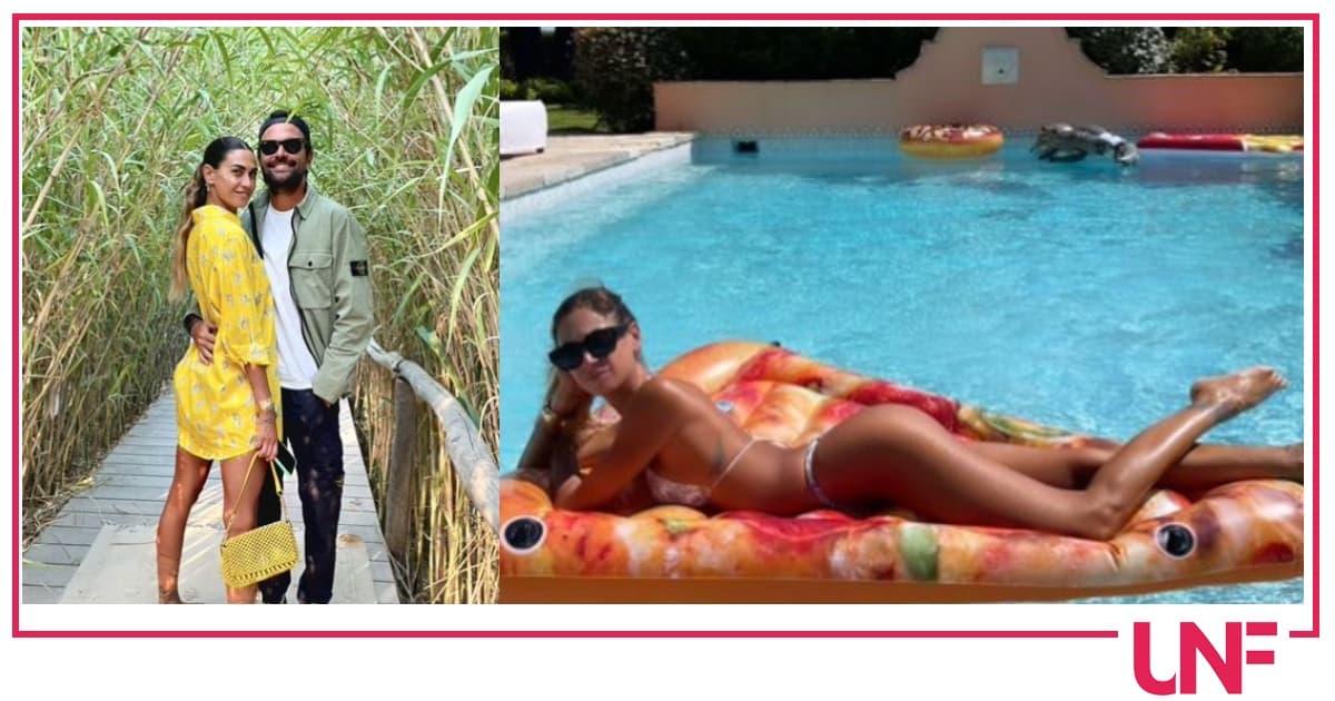Melissa Satta conferma il nuovo amore con la prima foto con Mattia Rivetti