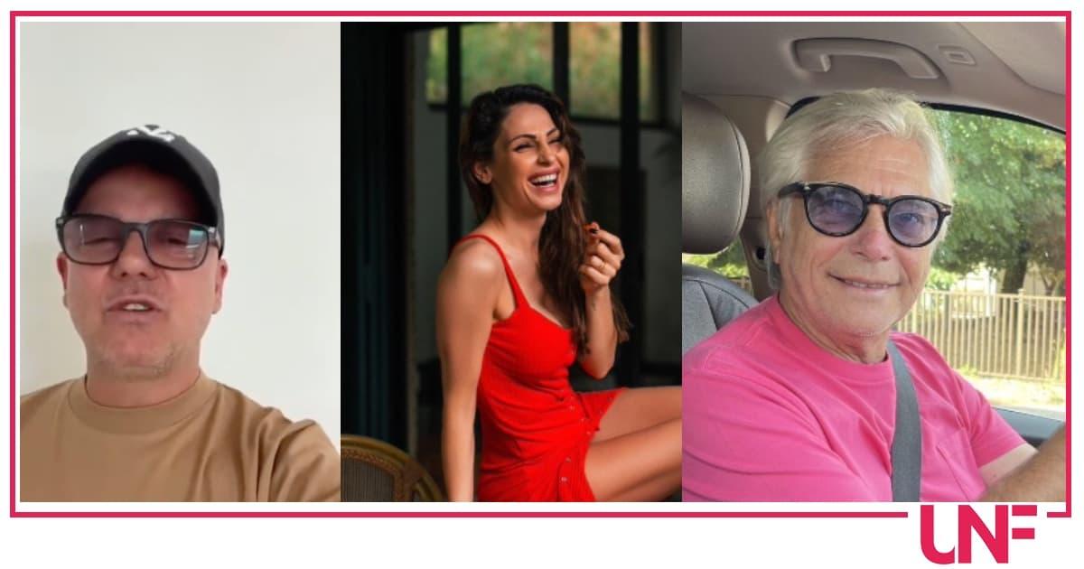 Lite tra Gigi D'Alessio e Nino D'Angelo, davvero è per Anna Tatangelo?