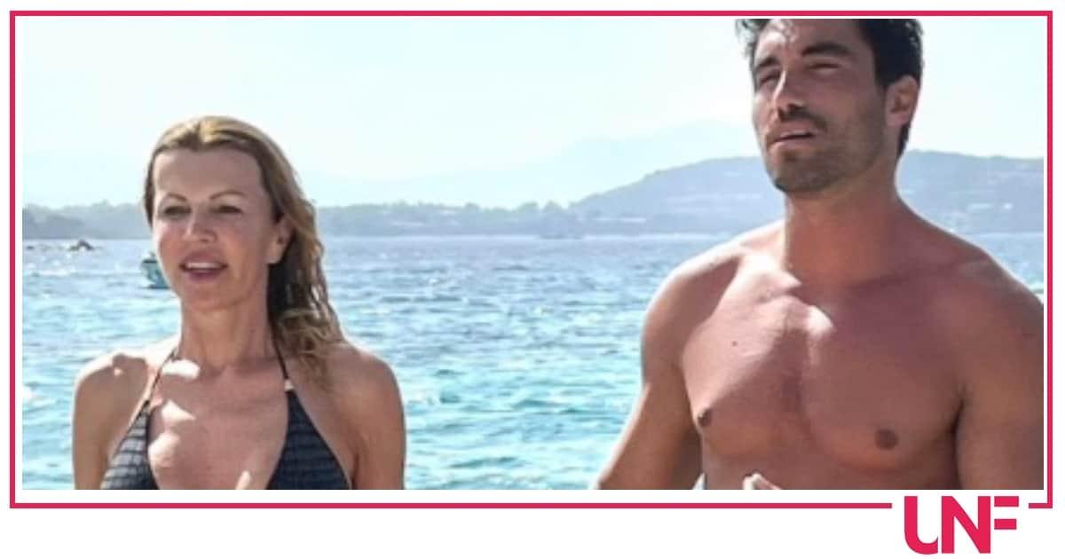 Rita Rusic presenta il nuovo giovane fidanzato e lei in bikini è uno spettacolo