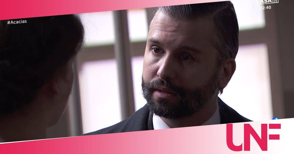 Una vita anticipazioni di Ferragosto raddoppia: Felipe crederà a Genoveva?