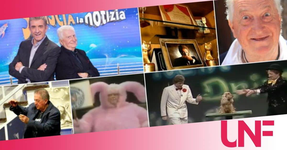 Addio a Gianfranco D'Angelo: l'attore aveva 85 anni