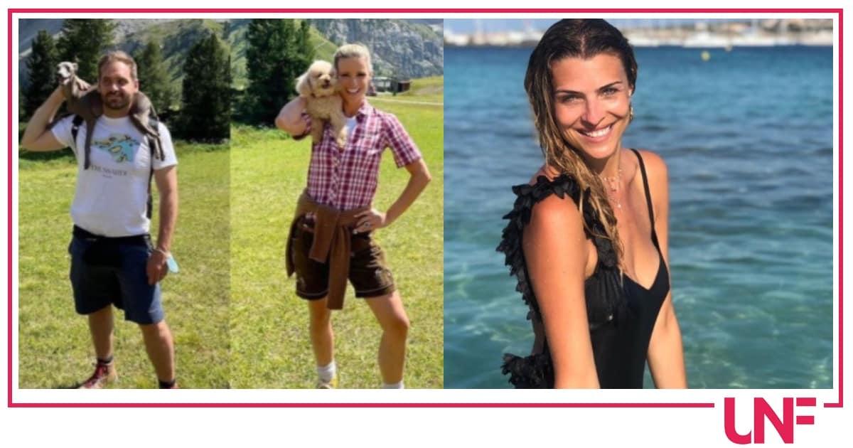 Vip a Ferragosto divisi tra mare e montagna: in bikini o col maglione?