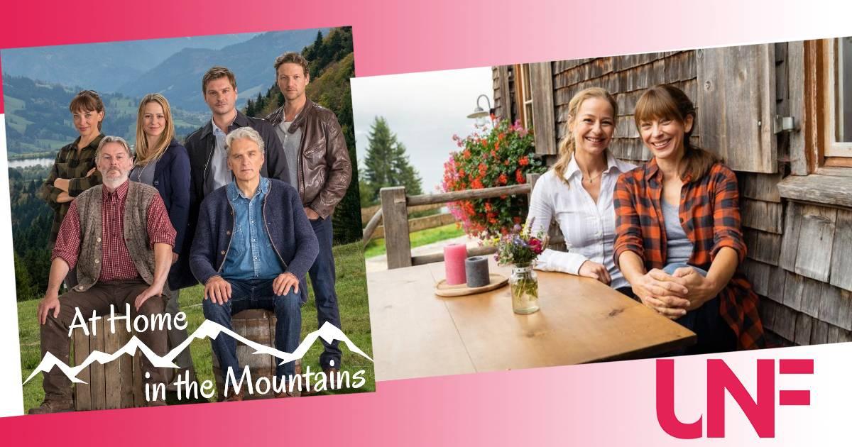 La casa tra le montagne da domani sera su Canale 5: trama e anticipazioni