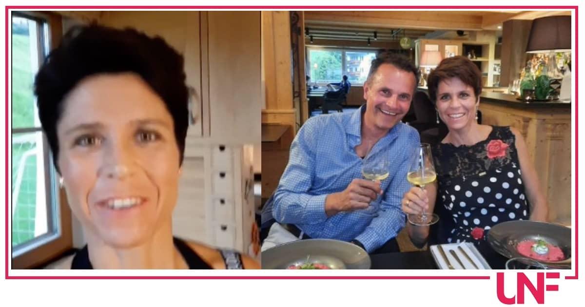 Isolde Kostner confida che il marito stava con la sua migliore amica