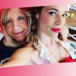 Il dolcissimo messaggio di Laura Chiatti per il compleanno della mamma