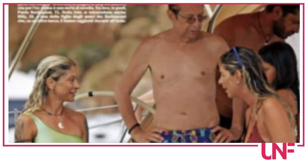 Maddalena Corvaglia e Paolo Berlusconi in barca insieme ma non è amore