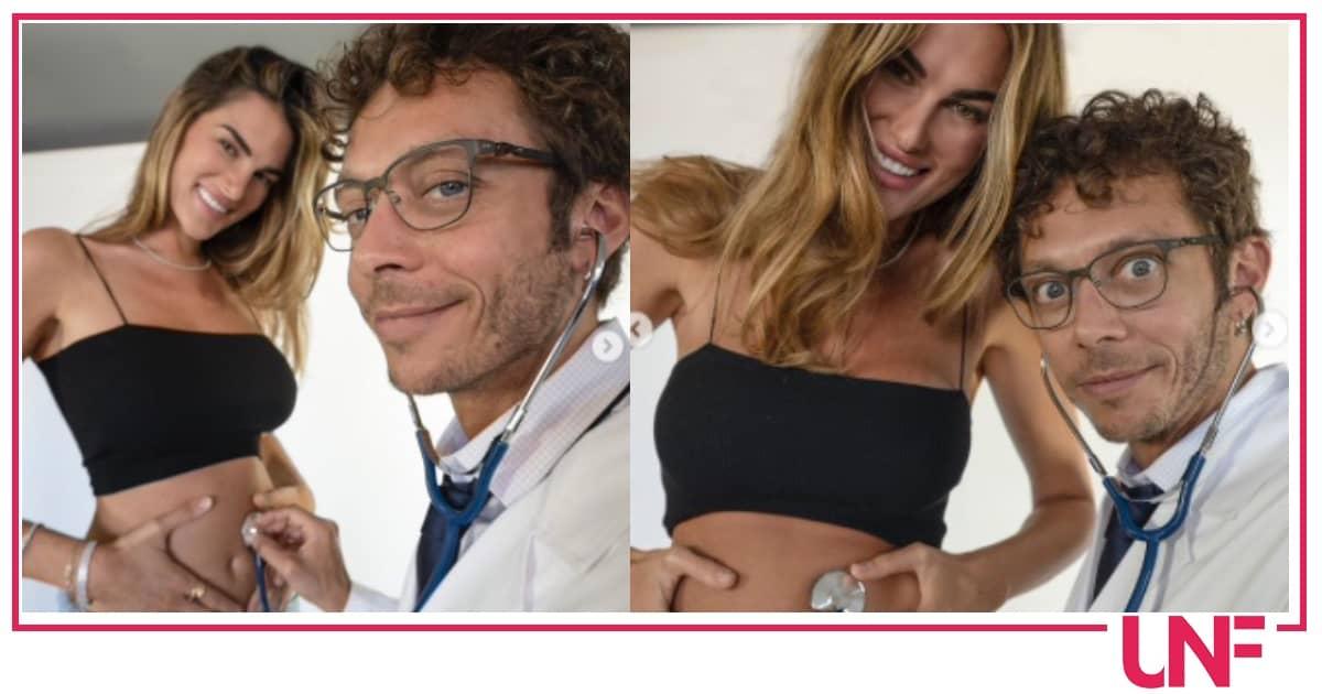 Valentino Rossi diventa papà: Francesca Sofia Novello è incinta