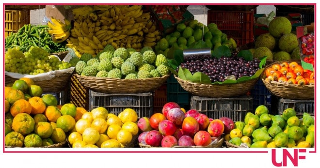 spesa settembre, frutta e verdura