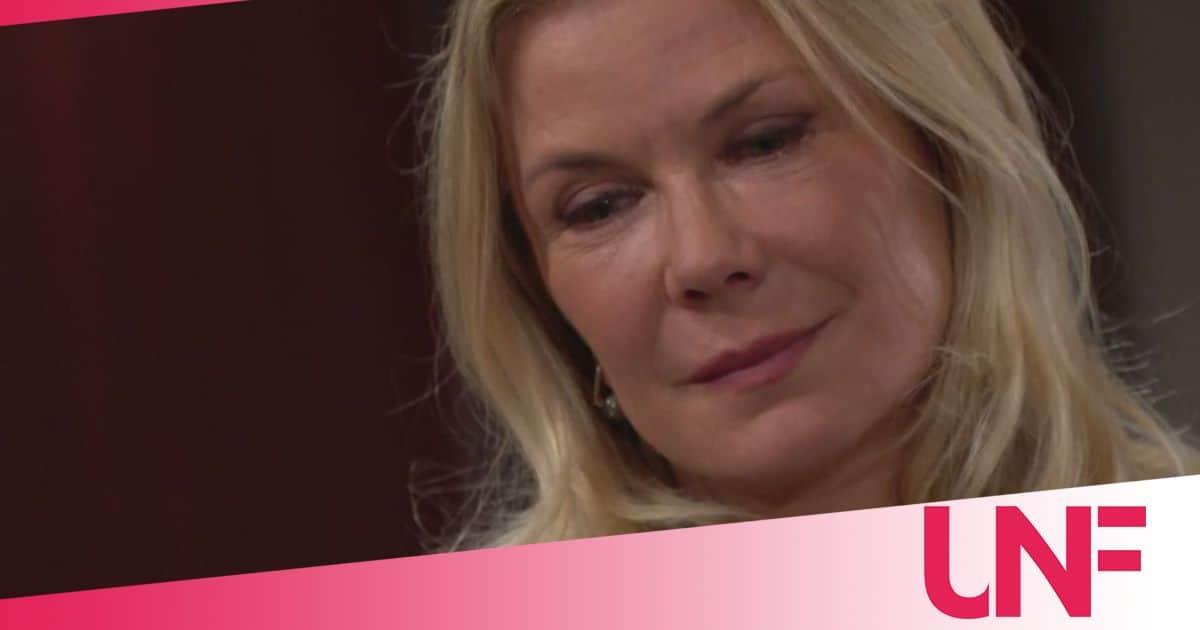 Beautiful anticipazioni: tra Brooke e Ridge è davvero finita? Thomas sospetta
