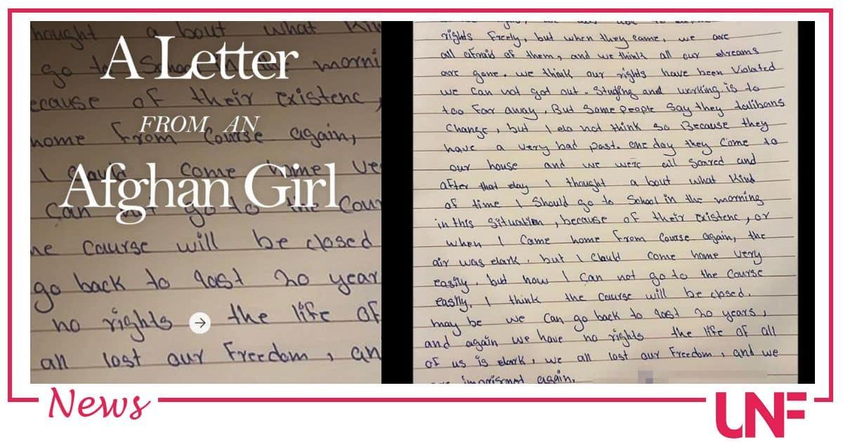 Angelina Jolie sbarca su Instagram per dare voce al popolo afghano: la lettera di una adolescente
