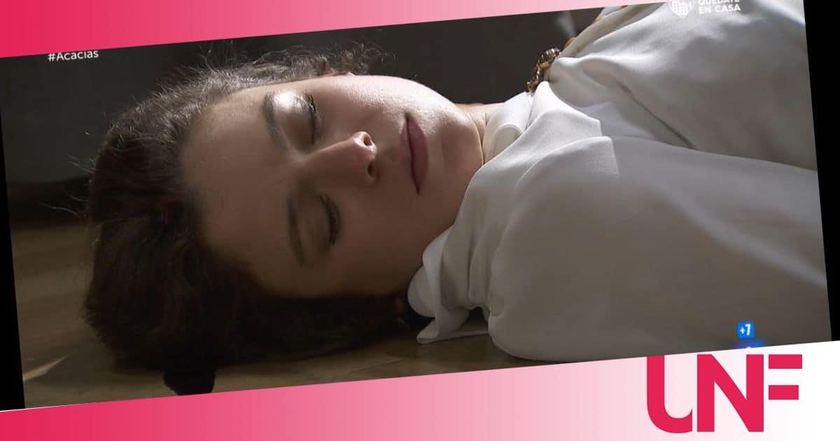 Una vita anticipazioni si torna in prima serata: Genoveva in ospedale, perde il bambino?