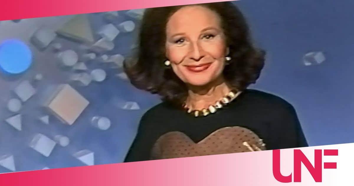 Addio a Nicoletta Orsomando l'amatissima signorina buonasera
